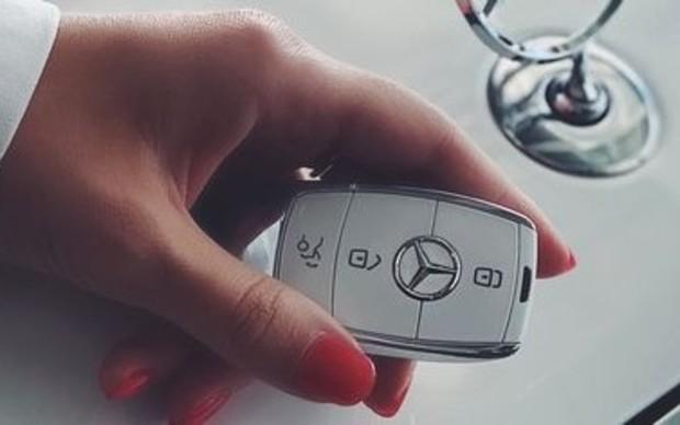Программа финансирования автомобилей Mercedes-Benz