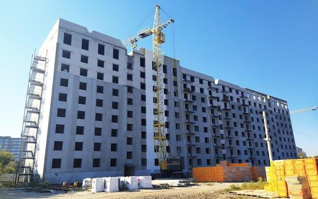 Прогресс строительства ЖК «Воробьевы Горы на Полях»