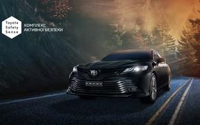 Производитель сообщает об оснащении системой активной безопасности Toyota Safety Sense больше 10 млн автомобилей по всему миру