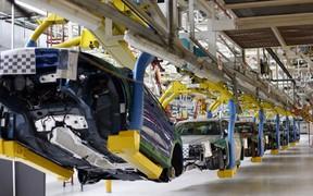 Производство автомобилей в Украине выросло на 107,7%