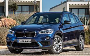 Производству кроссовера BMW X1 поможет... Mitsubishi Motors