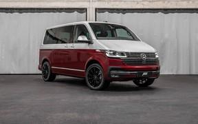 Прокачали Multivan: больше мощности и другая подвеска
