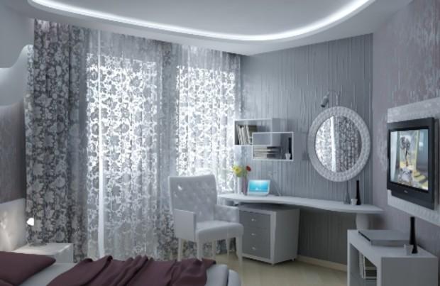Просторная квартира для семьи с детками