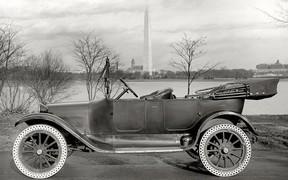 Пшик! Безвоздушным шинам — больше ста лет