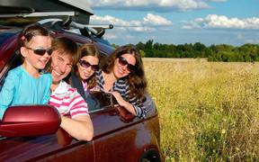 Путешествия: Куда поехать на выходные?