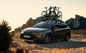 Пузотёрк. Toyota Corolla получит версию Trek для любителей экстрима
