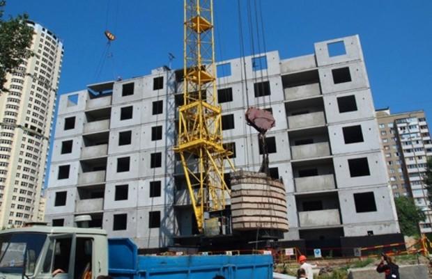 Расценки на строительство жилья в Украине повысились