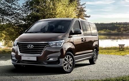 Раскройте свои возможности с новым Hyundai H-1