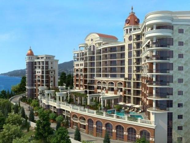 Распродажа квартир начнется весной 2011