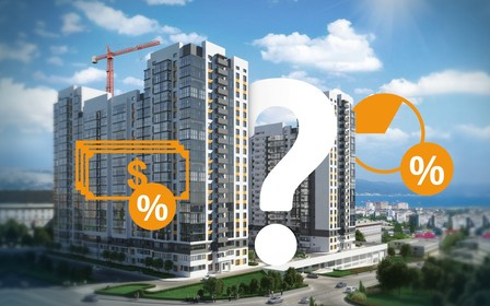 Розстрочка або кредит: купуємо квартиру в новобудові