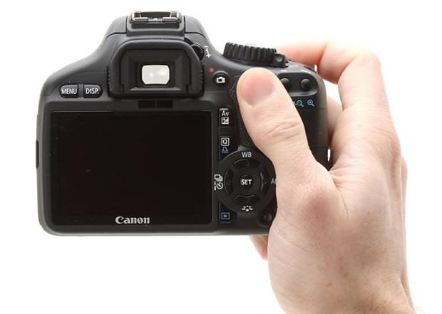 Разница между Canon 550d и 500d