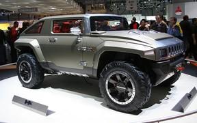Разряд! Внедорожники Hummer «оживут» и станут электрическими?