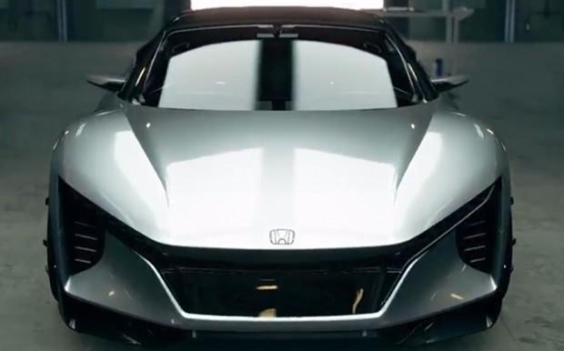 Разведение кроликов: Honda раскрыла прототип двухлетней давности