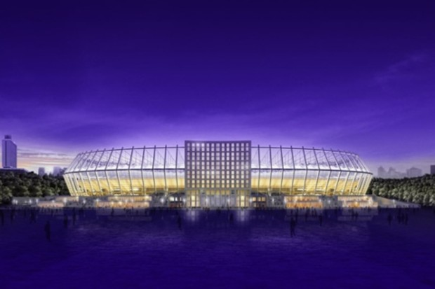 Реконструкция «Олимпийского» обошлась в $560-585 млн