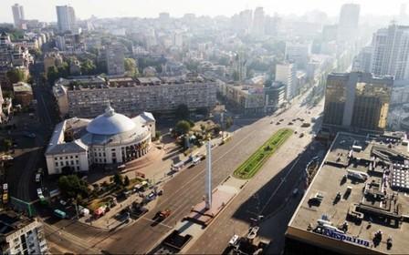 Ремонт на площі Перемоги в Києві триватиме до 2024 року
