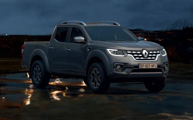 Renault Alaskan получит новые двигатели и другую заднюю подвеску