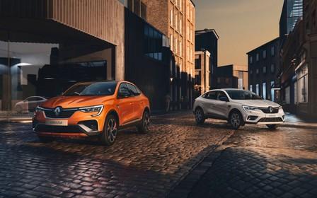 Renault Arkana стане гібридом і отримає спортивний обвіс ... Але не тут