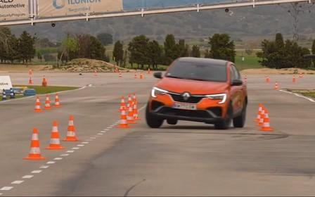 Renault Arkana удачно прошел «лосиный тест». В чем подвох? ВИДЕО
