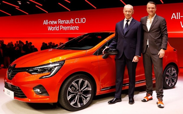 Renault Clio нового поколения. Что будет под капотом?