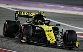 «Renault F1 Team на Гран-Прі Бахрейну»