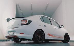 Renault Logan R.S. 2.0 – недорого, атмосферно и почти нереально. ВИДЕО