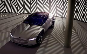 Renault посвятил известному архитектору концептуальное купе