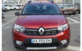 Renault Sandero Stepway Techroad2019 після тест-драйву вартістю 345 000 грн!