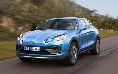 Renault выпустит новый «заряженный» кроссовер за 45 тыс.евро