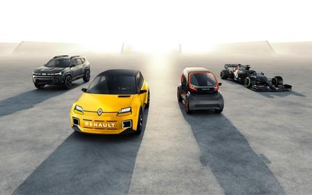 «Ренолюція» (Renaulution): стратегічний план групи Renault