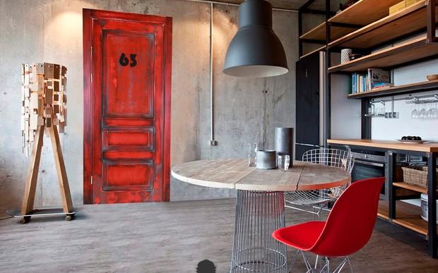 Ретро, эко-лофт и шале в дизайнах недели на DOM.RIA