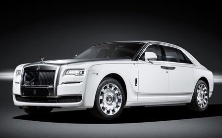 Rolls-Royce подготовил версию Ghost для влюбленных