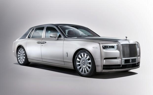 Rolls-Royce представил восьмое поколение седана Phantom