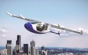 Rolls-Royce уходит в небо: компания анонсировала летающий автомобиль