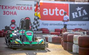 Розігнались! Враження та подробиці картинг-турніру AUTO.RIA в Одесі