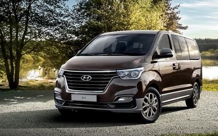 Розкрийте свої можливості з новим Hyundai H-1