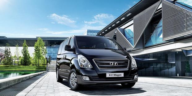«Розкрийте свої можливості з новим Hyundai H-1.»