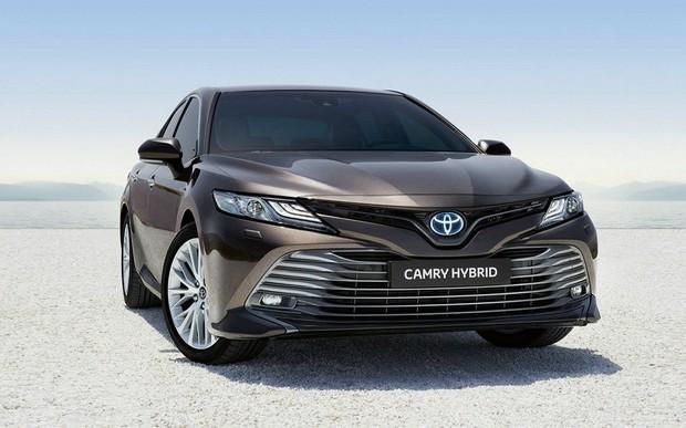 Розпочато приймання попередніх замовлень на Toyota Camry Hybrid