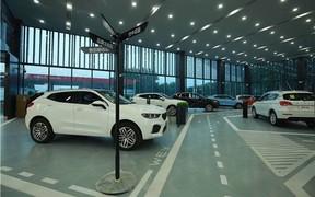Розпочинаючи нове інтелектуальне життя, Great Wall Motors відкрила свій Перший центр досвіду бренду.