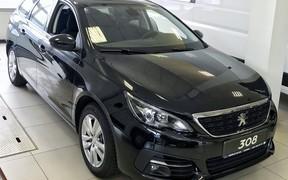 Розпродаж автомобілів Peugeot після тест-драйву!
