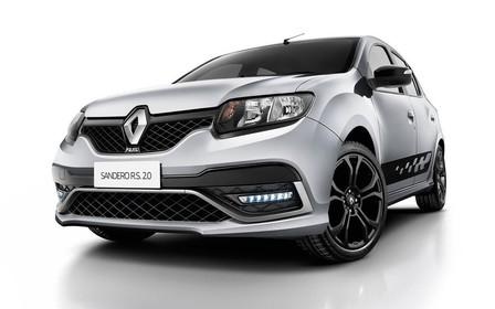 Renault Sandero R.S. оновився, хоча й дістанеться не всім