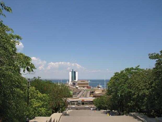 Рынки недвижимости Одессы и Крыма менее других пострадали от кризиса