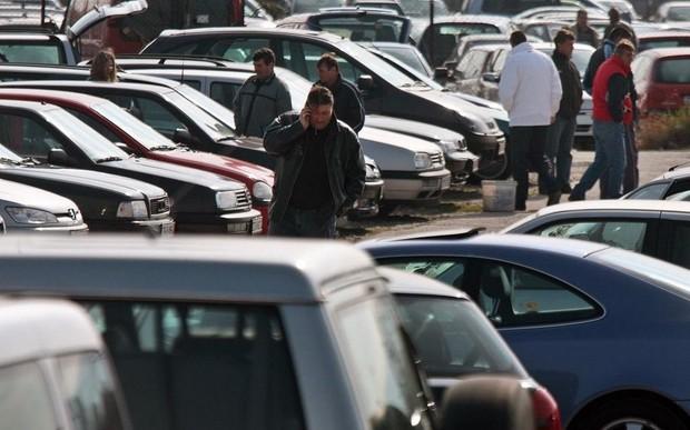 Рынок б/у автомобилей продолжает стремительно расти