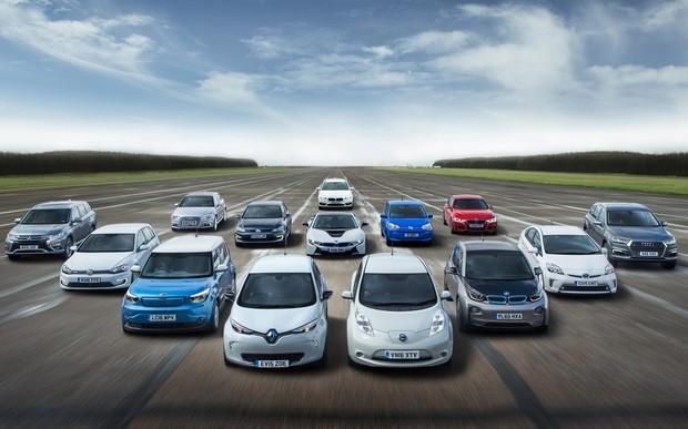 Рынок электромобилей в Украине продолжает расти. Что покупали в 2019 году?