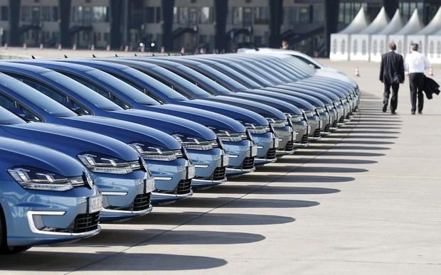 Рынок новых авто идет вверх. Что покупают в Украине?