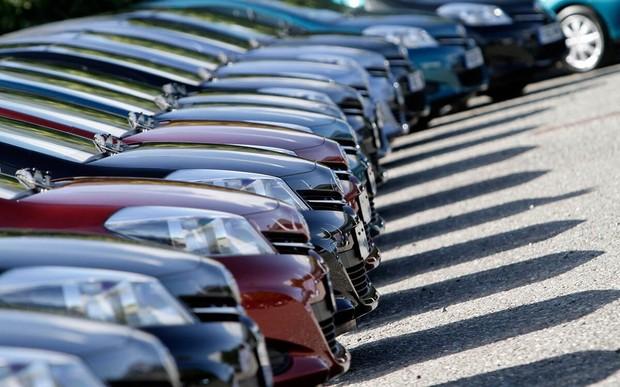 Рынок новых авто Украины вырос на треть. Что покупали в январе?