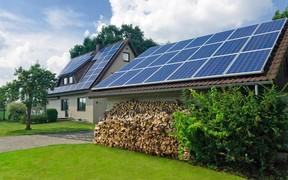С 1 октября установлены новые «зеленые» тарифы для придомовых электростанций