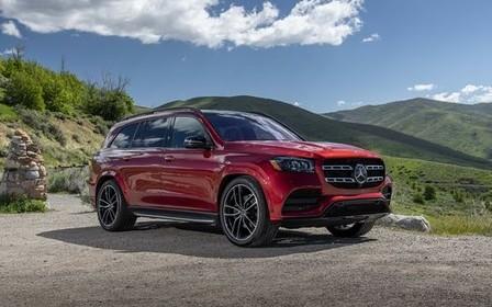 S-Класс среди SUV. Первый тест-драйв нового Mercedes-Benz GLS