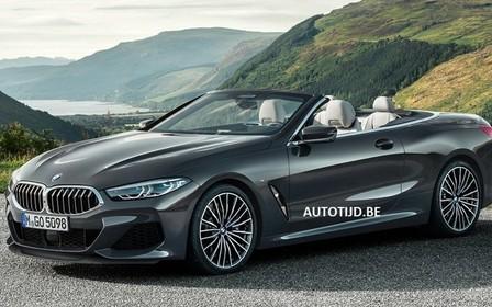 С ветерком. BMW 8-Series осталась без крыши