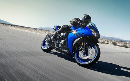 Sale: -8% на Yamaha YZF-R3