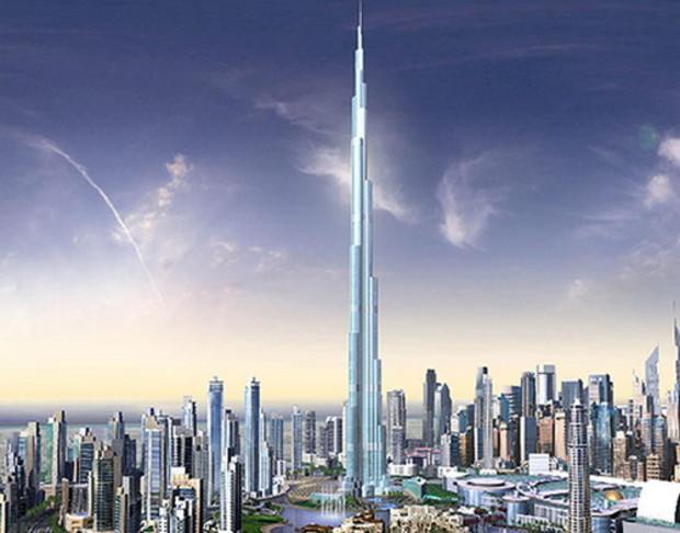 Самое высокое здание в мире планируется открыть в начале января